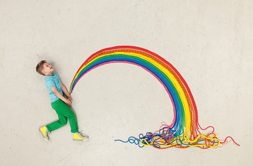 rainbow-pisser