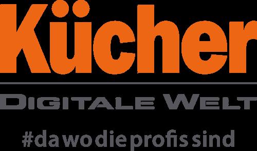 Kuecher-Logo_dunkel_Zusatz-Hashtag
